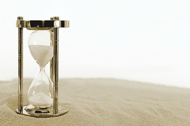 砂時計,時間,時計