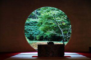 日本,茶室